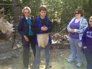 BUHA's Virginia Trip 2012