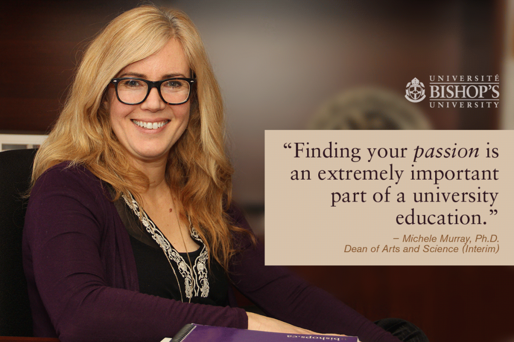 On Liberal Arts Education and Finding Your Passion: An Interview with Michele Murray