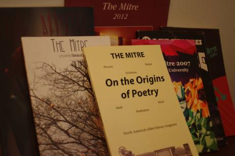The Mitre: devoted to literature and creativity